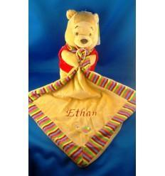 Doudou Winnie personnalisé Cadeau68