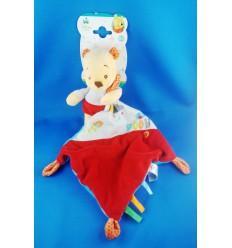 Winnie l'Ourson Doudou personnalisé Cadeau68