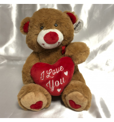 Peluche Ourson i Love You Cadeau68