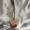 Petit coeur en Bois Je t'aime Cadeau68