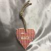 Petit coeur en Bois Coeur et je t'aime Cadeau68