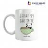 Mug JM PANDA - J'ai fait pipi dans ton Mug