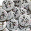 Badges personnalises Mariage