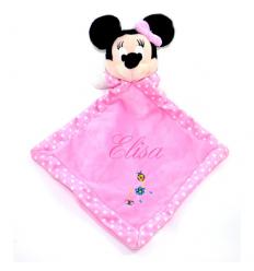Doudou Disney Minnie personnalisé