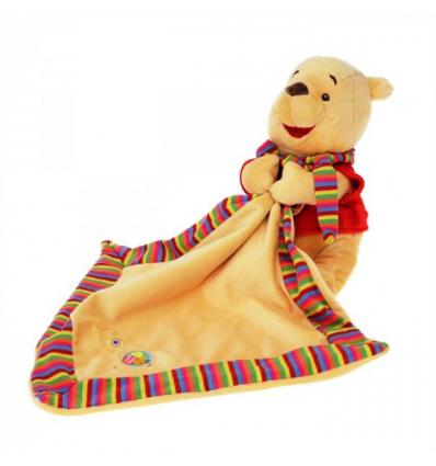 Peluche Winnie l'ourson grand modèle