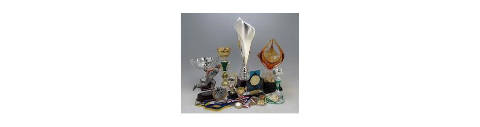 Trophées - Coupes - Médailles