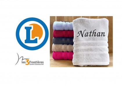 Prestation de broderies Juin 2020